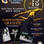 Lezioni di Danza Gratuite Anno Accademico 2014-2015