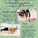 Lezioni di Prova Gratuite per Pilates e